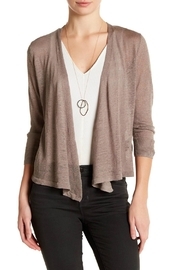 Nic + Zoe 4 Way Cardigan - Front cropped