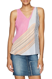 Nic + Zoe All Angles Tank Top - Product Mini Image