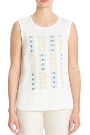Nic + Zoe Arthouse Sleeveless Top - Product Mini Image