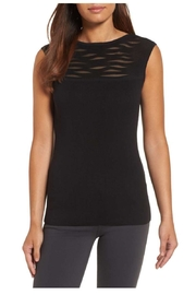 Nic + Zoe Aurora Sweater Tank Top - Front cropped