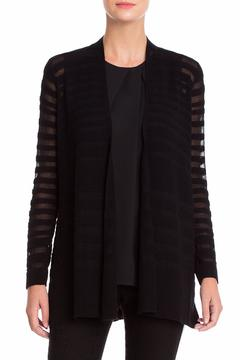 Shoptiques Product: Black Striped Cardigan