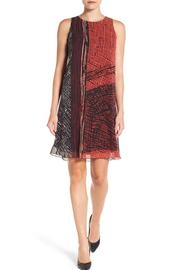 Nic + Zoe Brush Strokes Dress - Product Mini Image