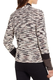 Nic + Zoe Contempory Cotton-Blend Cardigan - Front full body