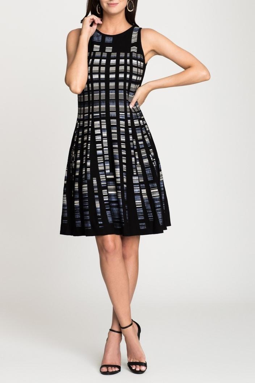 Nic + Zoe Crystal Cove Dress - Front Cropped Image