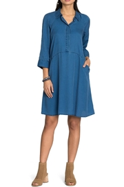 Nic + Zoe Denim Vibes Dress - Product Mini Image