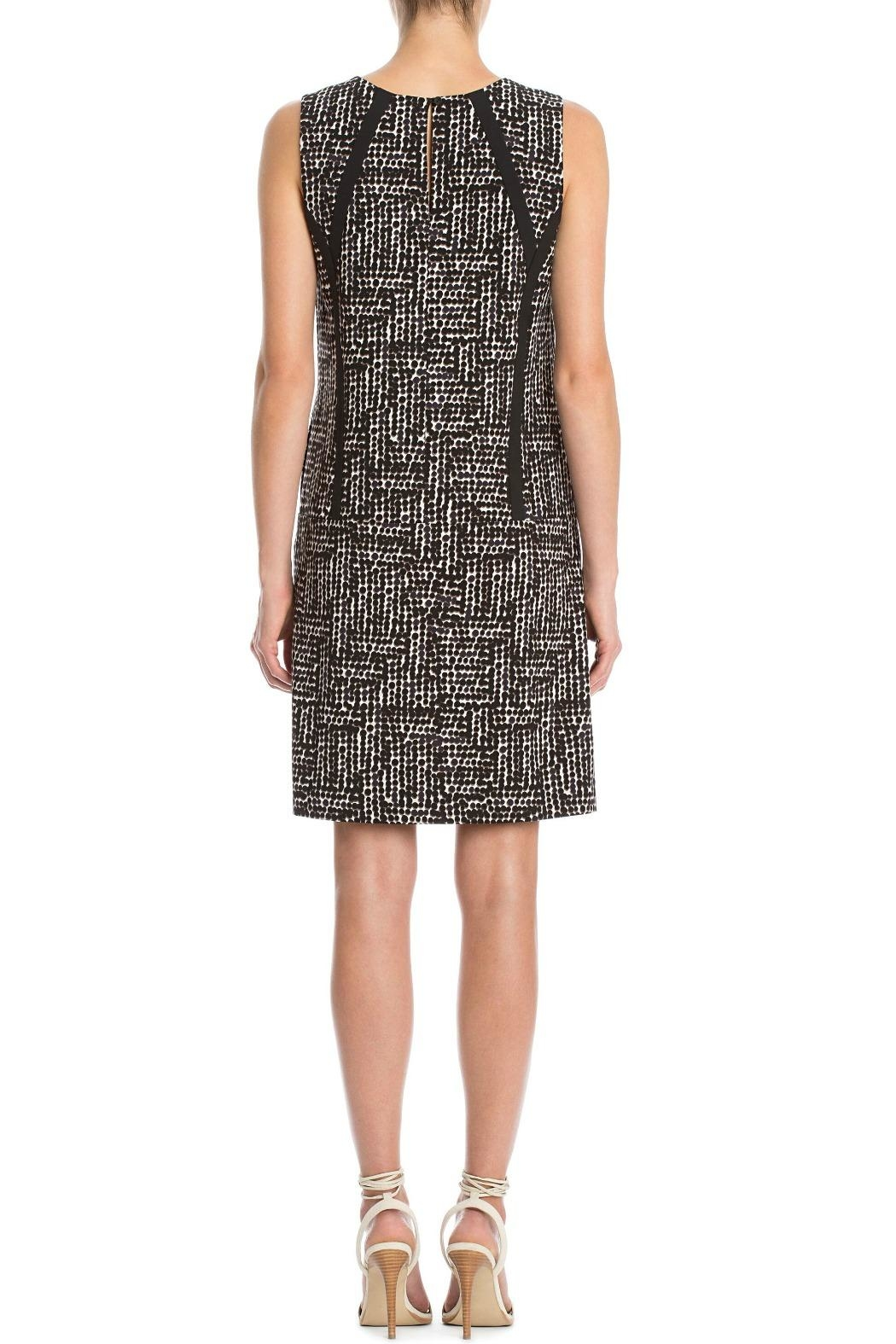 Nic + Zoe Dots Direction Dress - Side Cropped Image