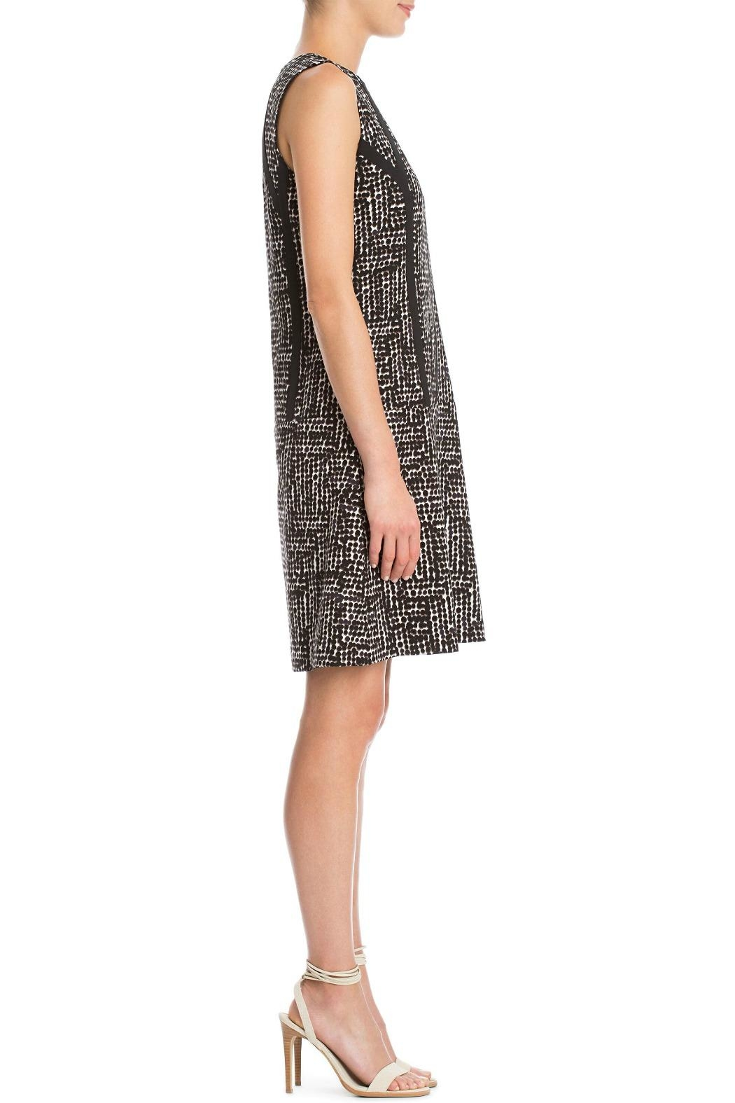 Nic + Zoe Dots Direction Dress - Front Full Image