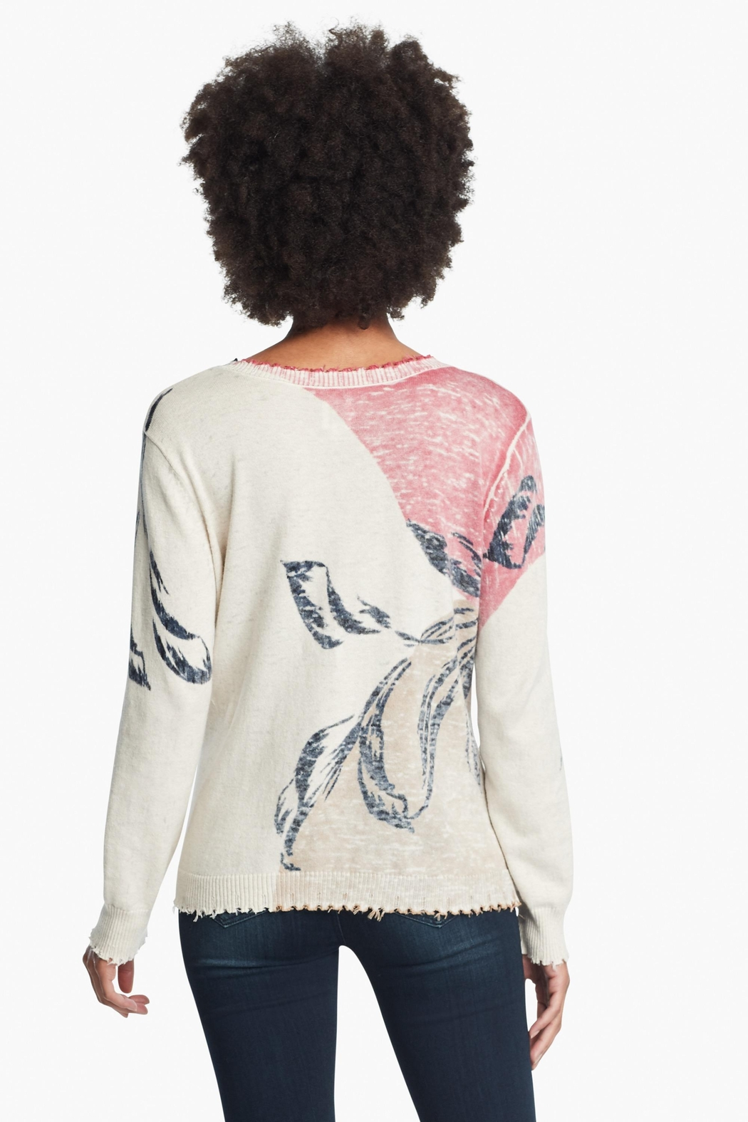 Nic + Zoe Easy Day Sweater - Side Cropped Image
