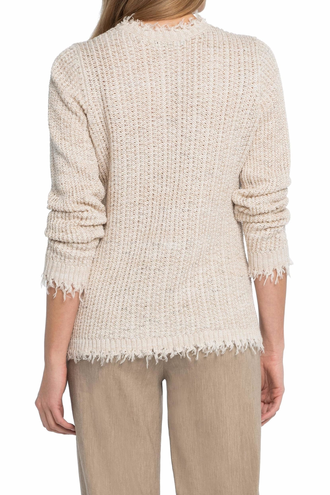 Nic + Zoe Golden Hour Sweater - Side Cropped Image