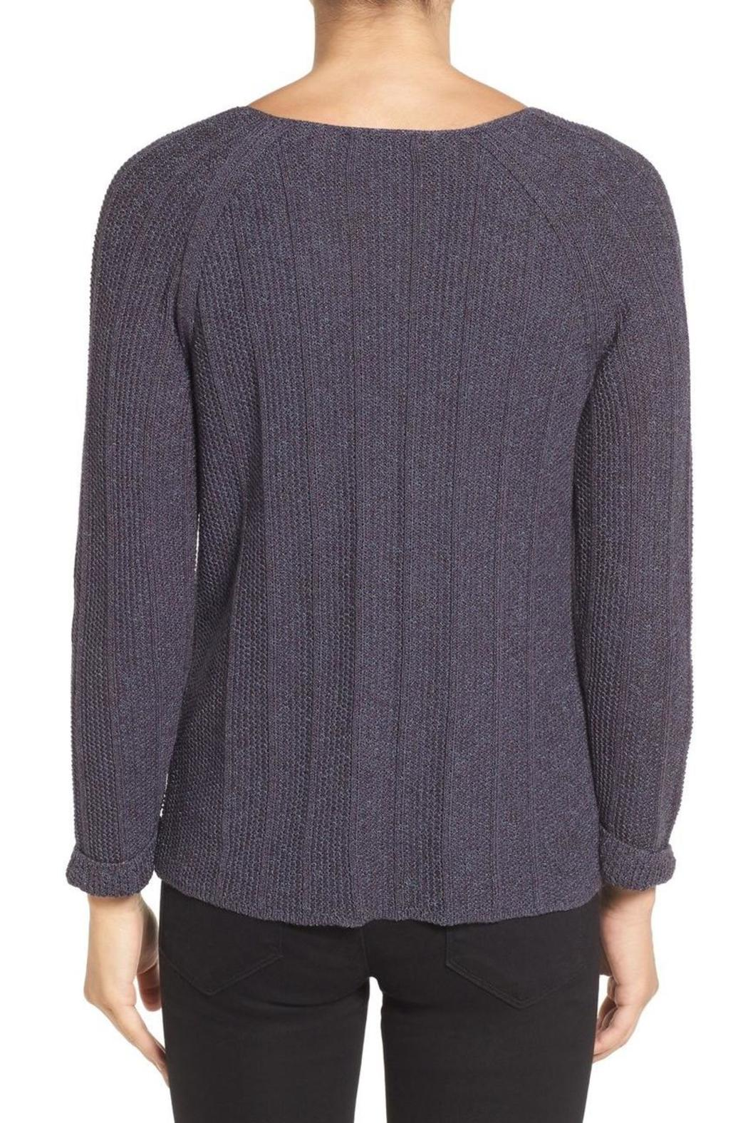 Nic + Zoe Knit Pop Top - Side Cropped Image