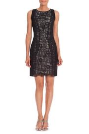 Nic + Zoe Layered Lace Dress - Product Mini Image