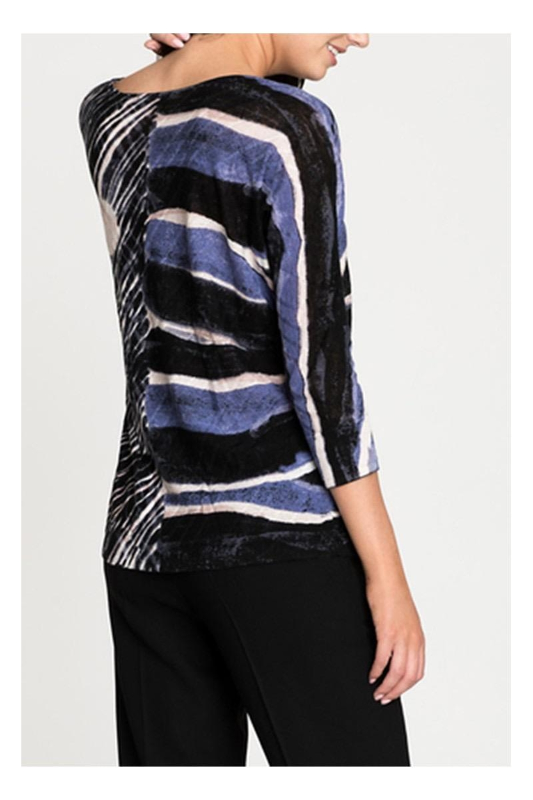 Nic + Zoe Light Knit Top - Front Full Image