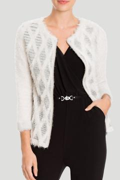 Shoptiques Product: Reversible Long Sleeve Cardigan