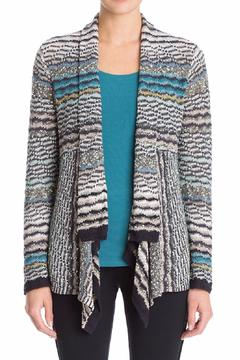 Shoptiques Product: Shaded Stripes Cardy
