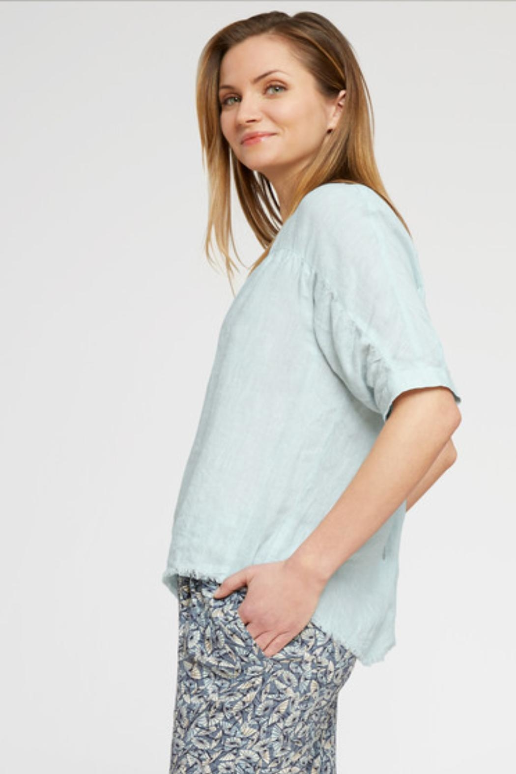 Nic + Zoe Spring Time Top - Front Full Image