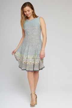 Nic + Zoe Sunny-Days Twirl Dress - Product List Image