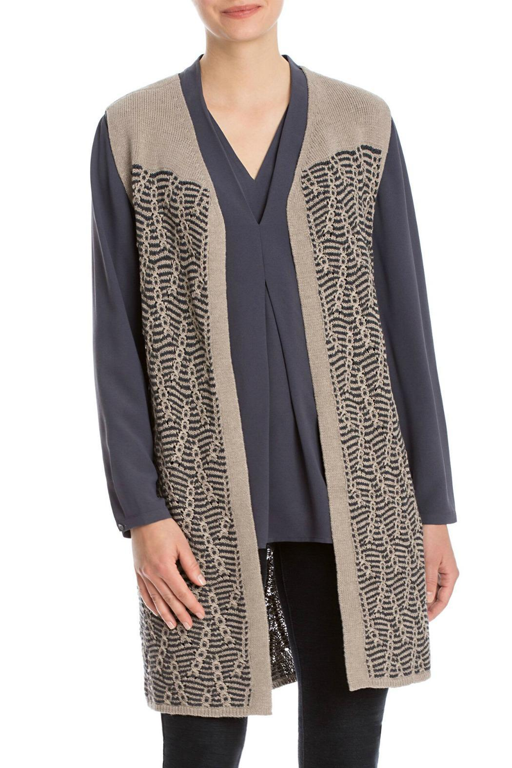 Nic + Zoe Traveling Cables Vest - Main Image