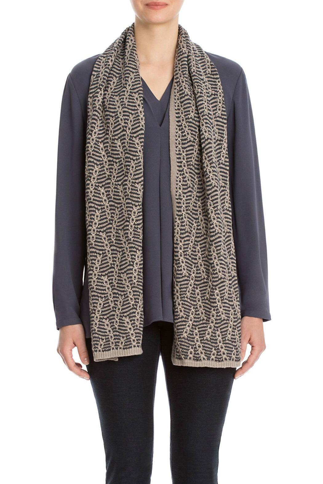 Nic + Zoe Traveling Cables Vest - Side Cropped Image