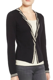 Nic + Zoe Twisted Tint Cardigan - Front full body