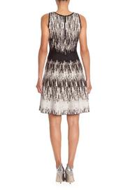 Nic and Zoe  Falling Lines Dress - Front full body