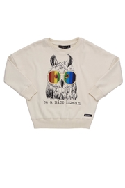 Rock Your Baby Nice Human Sweater - Product Mini Image