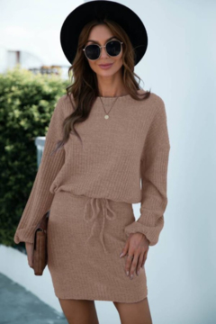 C+D+M Nice to Knit You Dress - Product List Image