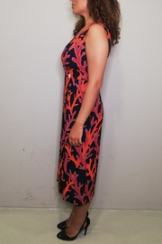 Nice Things Paloma S Coral Dress - Front full body