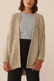 Nice Things Paloma S Cozy Open Jacket - Product Mini Image
