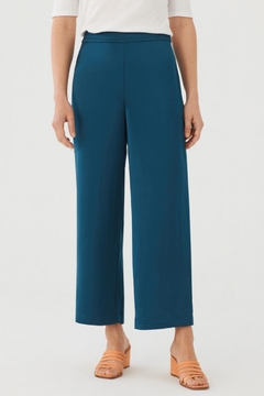 Nice Things Paloma S Satin Trousers - Product List Image
