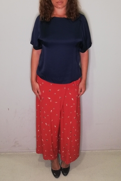 Nice Things Paloma S Skirt Pant - Alternate List Image