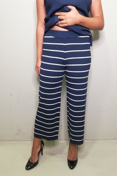 Shoptiques Product: Striped Rib Pants