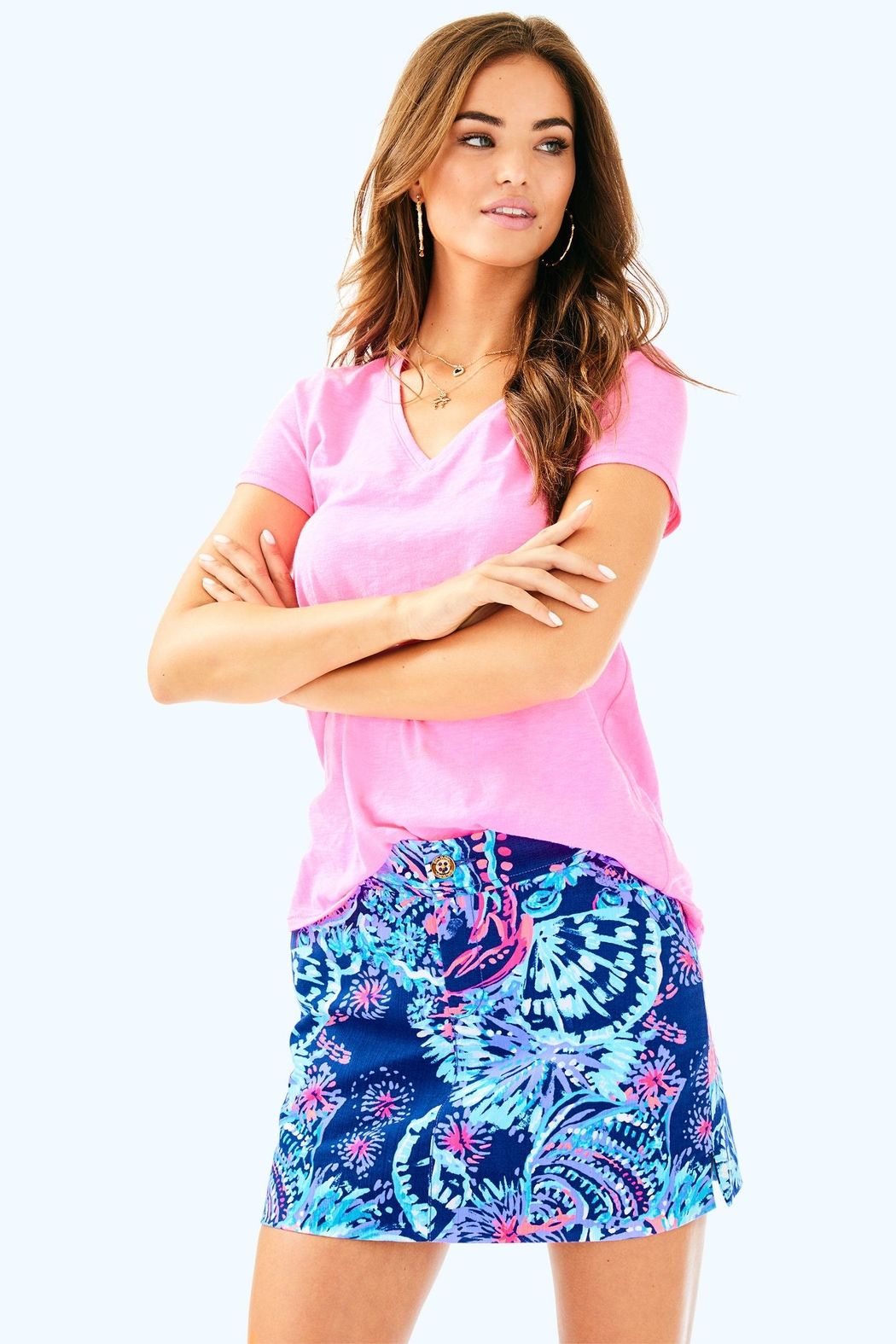 Lilly Pulitzer Nicki Skort - Main Image