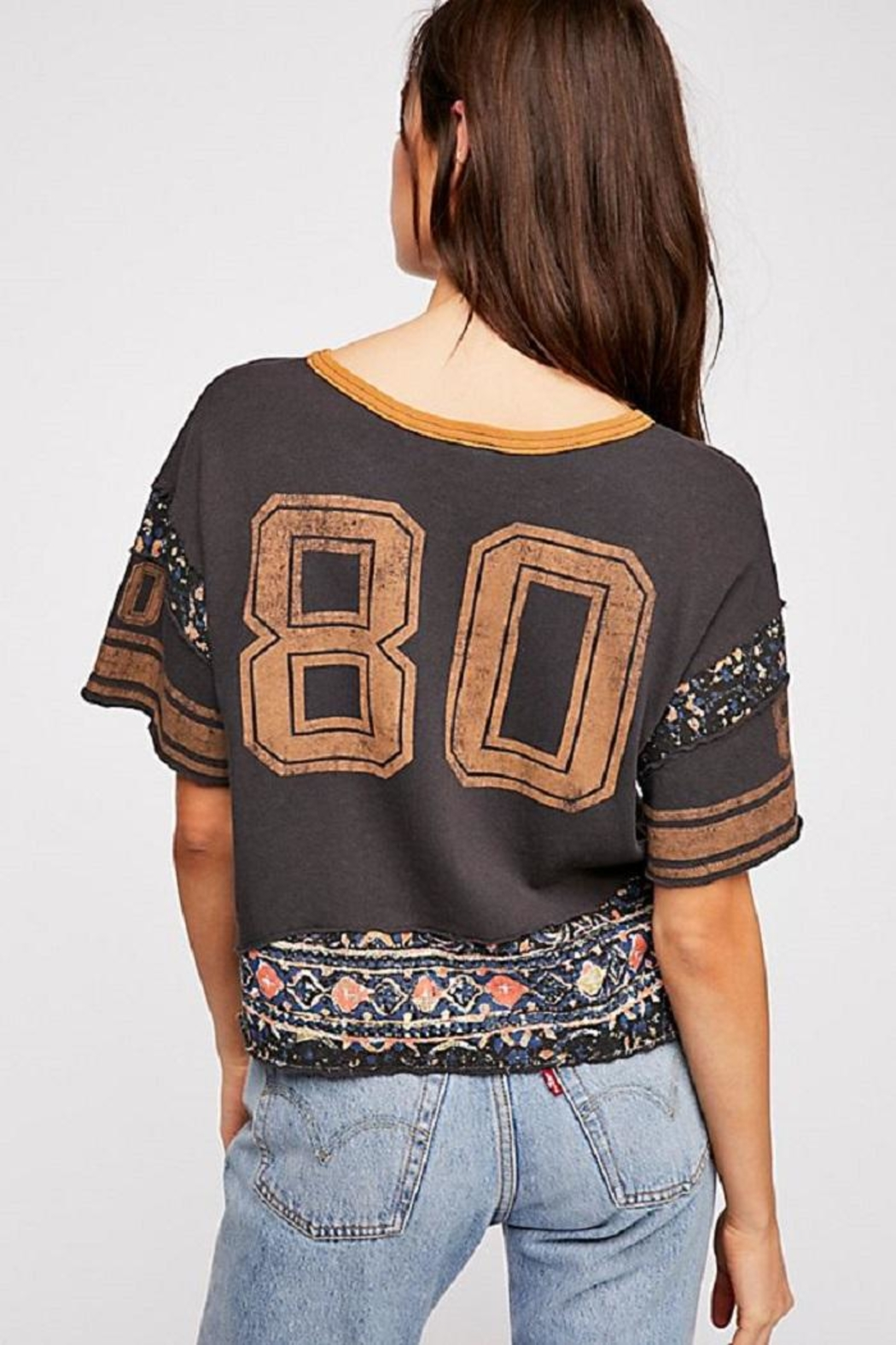 Free People Nicky Tee - Front Full Image