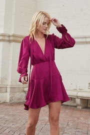 The JetSet Diaries Nico Mini Dress - Product Mini Image