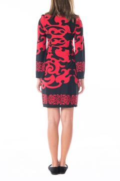 Shoptiques Product: Red Pattern Shift