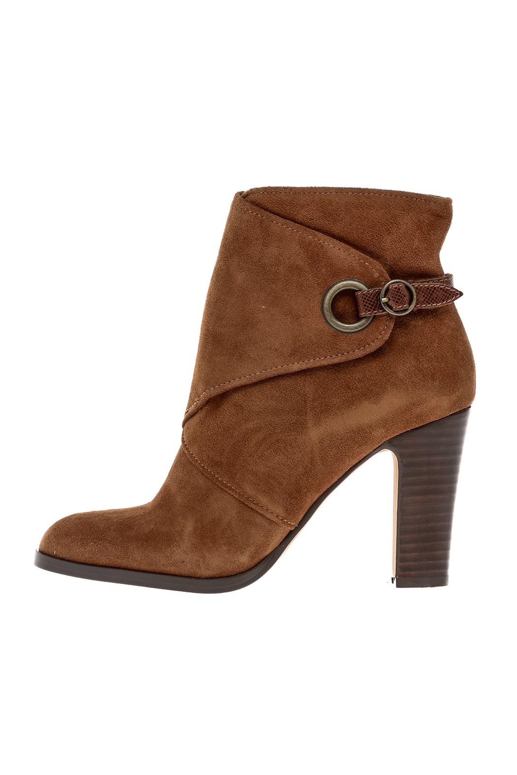Nicole Ankle Boots - Front Full Image