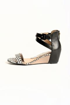 Nicole Graphic Pattern Wedge - Product List Image