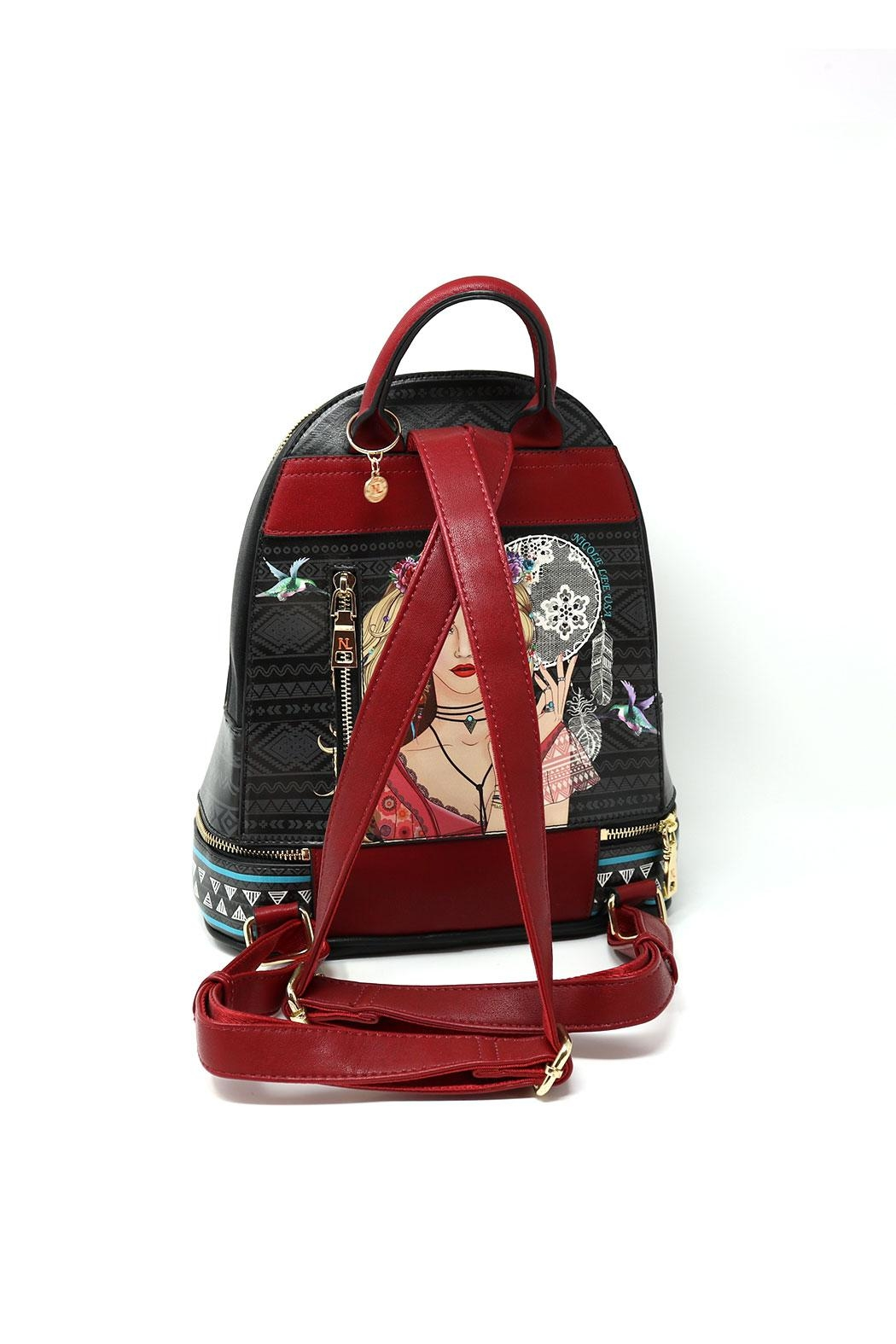 Nicole Lee Backpack - Back Cropped Image