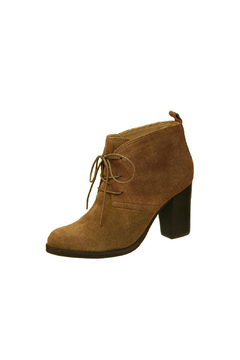 Nicole Light Brown Bootie - Product List Image