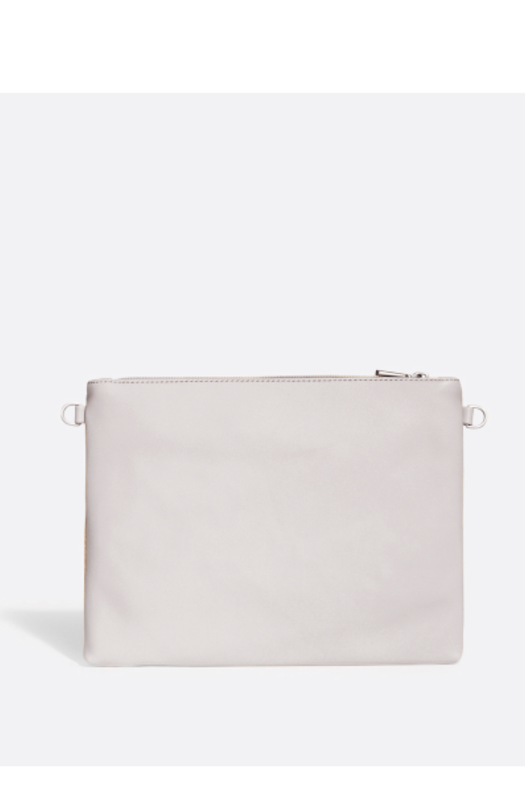 Pixie Mood Nicole Pouch Large – Cloud / Cork - Front Full Image