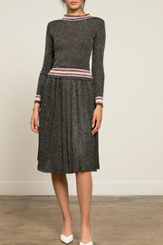 Lucy Paris Nicole Ribbed Sweater - Product Mini Image