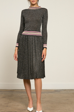 Lucy Paris Nicole Ribbed Sweater - Product List Image