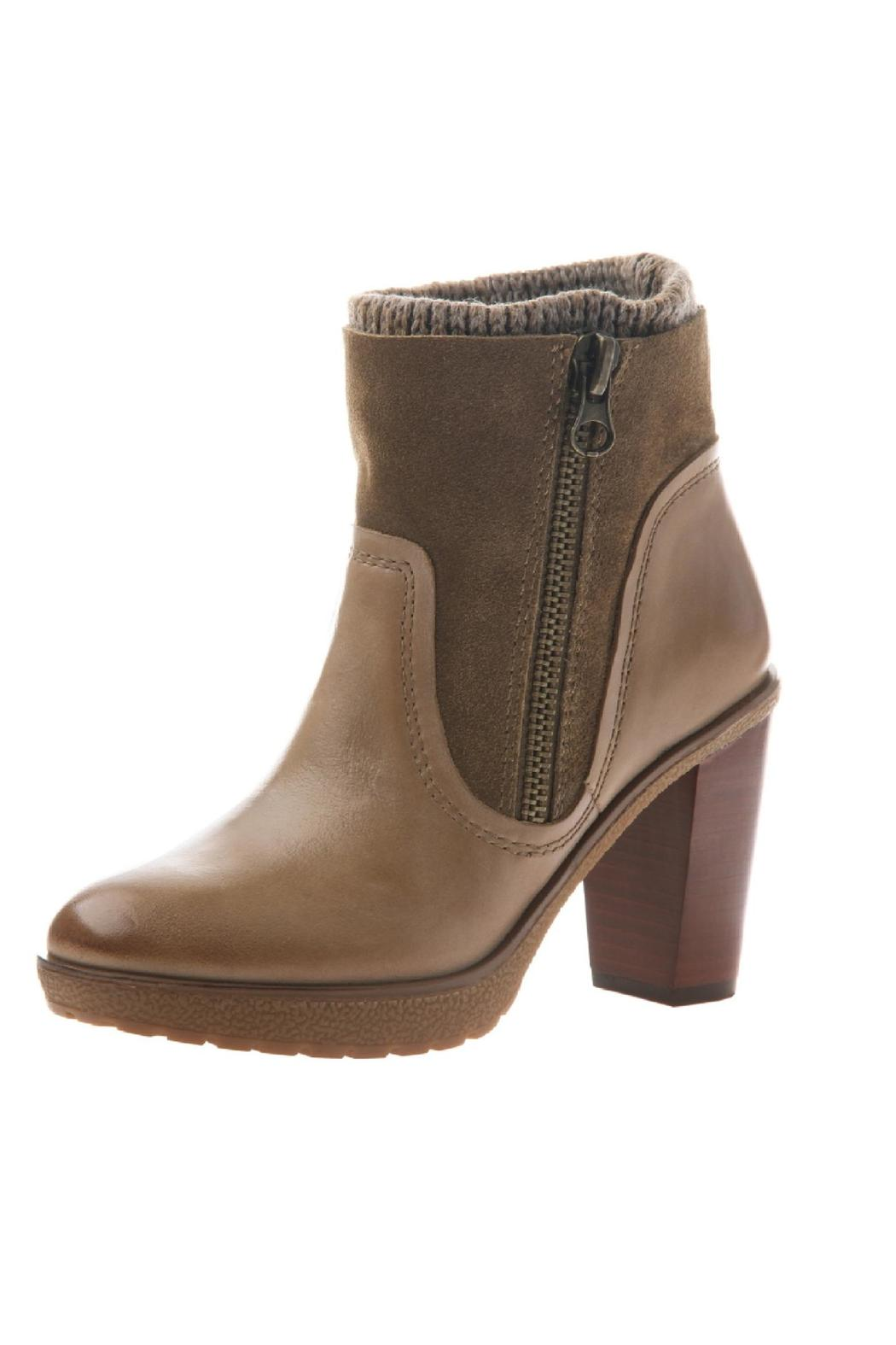 Roselle Bootie