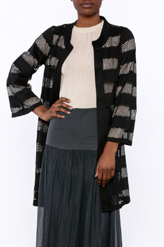 Nicole Sabbattini Mesh Jacket - Product List Image