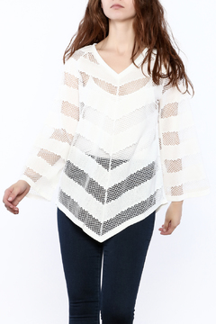 Nicole Sabbattini Mesh Top - Product List Image