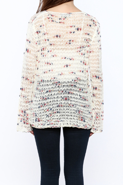Nicole Sabbattini V Neck Sweater - Alternate List Image