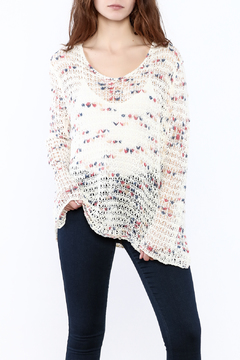 Nicole Sabbattini V Neck Sweater - Product List Image