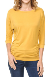 i bstylish  NICOLE TOP - Front cropped