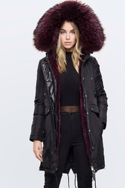 Nicole Benisti Brera Down Parka - Side cropped
