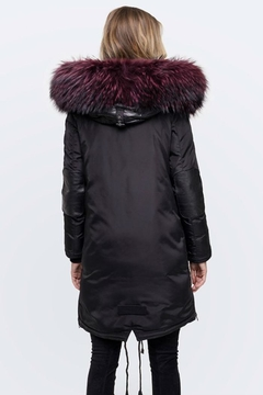 Nicole Benisti Brera Down Parka - Alternate List Image